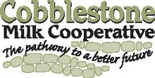 Cobblestone Milk Logo